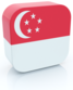 singapore rectangular icon 128