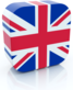united kingdom rectangular icon 128